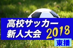 2018年度 兵庫県高校サッカー新人大会・東播支部予選 優勝は小野高校!県大会出場7チーム決定!