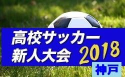 2018年度 兵庫県高校サッカー新人大会・神戸地区予選 12/15結果速報!まだまだ情報提供お待ちしています!