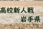 2018年度 第53回岩手県高校新人サッカー大会(男子)ベスト4決定!11/20準決・決勝結果速報!