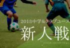 【2018年度中学/クラブユース新人戦一覧】U-13・U-14の新鋭たちの大会特集!【47都道府県別】