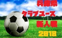 2018年度 兵庫県クラブユースサッカー(U-14)新人戦 12/15結果速報!情報提供お待ちしています!