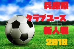 2018年度 兵庫県クラブユースサッカー(U-14)新人戦結果掲載!優勝はヴィッセル伊丹!