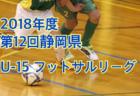 2019年度 KONKO FC (金光FC)ジュニアユース(大阪府) 体験練習会 1月日程掲載!