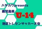 2019年度 ジラーフ赤堀(群馬県)ジュニアユース 練習会(1/11.25ほか) 、セレクション開催のお知らせ