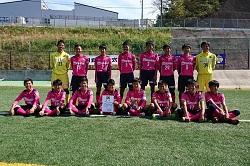 高円宮杯 JFA U-15サッカーリーグ2018 和歌山(ステップリーグ) 1部優勝はセレッソ和歌山!2部も全順位決定!