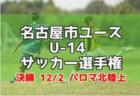 2018広島市東区 U-11サッカーリーグ 結果更新!次回11/23開催