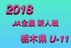2018年度 栃木県高等学校女子サッカー新人大会 優勝は宇都宮中央女子!第3位情報お待ちしています!!