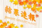 2019年度【福島】チビリンピック8人制サッカー大会<県北予選> 中央ドリマJSCが県大会出場決定!情報お待ちしております!