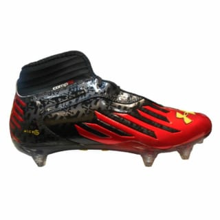 Under ArmourチームNitro IV Mid D Compfit Football Cleat