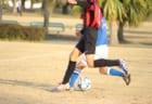 2018年度第6回九州地区U-12サッカーフェスティバル in 宮崎 組合せ掲載! 12/22~24開催!