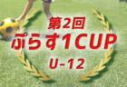 2018年度JFA第42回全日本U-12サッカー選手権大会  東京大会 優勝は東京ヴェルディジュニア!優勝チームコメント掲載!