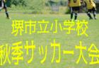 2018年度 第97回全国高校サッカー選手権大阪大会(男子の部)優勝はPKを制した大阪学院大高!結果表掲載!