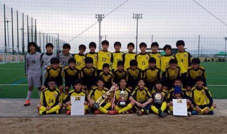 2018年度 第25回奈良県クラブユースサッカー連盟U-15新人大会 優勝はソレステレージャ!