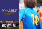 センターバック【サッカー用語解説集】