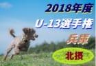 2018 関東ユース(U-13)サッカーリーグ 1部Aは湘南ベルマーレ、1部BはFC東京深川が優勝! 12/22全日程終了!1部B最終結果掲載!