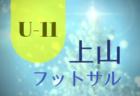 2018年度【山形】上山フットサル大会(U-12)最終結果!優勝はFCやまぼうし!