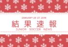 高円宮杯 JFA U-15サッカーリーグ2018熊本 個人成績掲載!