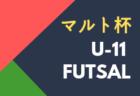 2018年度 第18回東京都ユースU-18フットサルフェスティバル 優勝はASV PESCADOLA町田 U-18A!
