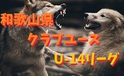 2018年度 第9回和歌山県クラブユース(U-14)サッカーリーグ戦 2/17結果速報!2/23順位決定戦!