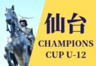【宮崎県】第7回KIWAKI CUP(木脇カップ)U10 優勝はアリーバFC!