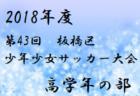2019年度 新潟高等学校 春季地区体育大会 サッカー競技 女子大会 4/27~開催!