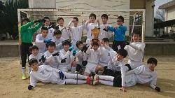 第2回 和歌山県 WFA U-13サッカーリーグ 2018 優勝はミラグロッソ海南SC!