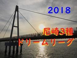 2018年度 第6回尼崎3種ドリームリーグ 1/19結果速報!情報提供お待ちしています!