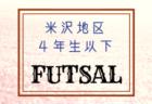 2018年度 福島民友杯争奪いわき市中学生サッカー大会(U-14)最終結果!優勝はいわきFC U-15!