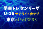 2019年度 ジュニアユース募集情報【福島U-13】