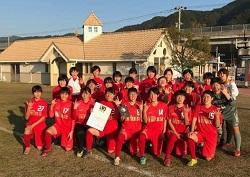 2018年度KFA 第37回熊本県女子サッカー総合選手権大会 優勝は熊本ユナイテッドフローラ