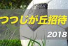 2018年度 第73回藤沢市民サッカー大会 5年生の部(神奈川県) 優勝は羽鳥!
