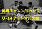 2018年度第44回千葉市小学生サッカー大会 優勝は大森SC!
