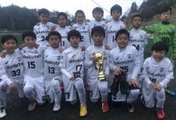 2018年度 第6回YFワールド杯U-10(奈良県)優勝はヴィッセル神戸!
