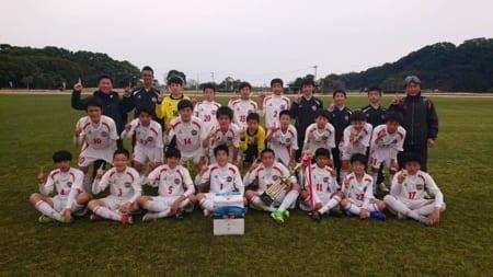 2018年度 黒潮町ジュニアユースサッカーフェスティバル  優勝は高知中学校!
