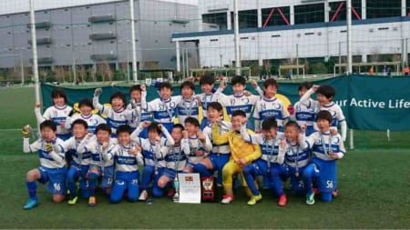 2018年度 スポーツデポカップ第2回大阪4年生サッカー大会(U-10)優勝はAVANTI茨木!