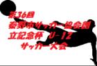 2018年度 第38回東京都女子サッカーU-15リーグ 全日程終了!優勝はスフィーダ世田谷FC U-15