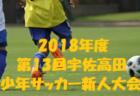 2018年度 サッカーカレンダー【岡山】年間スケジュール一覧