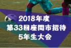 2019年度【山形】バーモントカップ・全日本U-12フットサル<山形地区予選>県大会出場6チーム決定!情報ありがとうございます!
