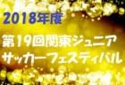 2018年度 山陽小野田市少年サッカーフェスティバル【山口県】 3/9、10結果情報お待ちしてます!
