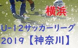 第5回 JFA U-12サッカーリーグ 2019 神奈川《横浜地区ブロック、前期リーグ》組み合わせ決定!リーグ戦表作成いたしました