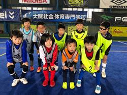 2019年 2月9日(土)大阪にて小学生ジュニア個サル開催しました!開催報告!