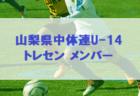 2019年度 第14回東京都ガールズサッカー大会 U-14の部 優勝は十文字中学校!