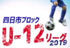 2019年度 第28回九州大学女子サッカー選手権大会 優勝は福岡大学!結果表掲載