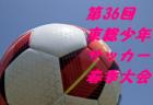 2019年度 第33回早稲田つつみカップサッカー大会 優勝は清和イレブンサッカークラブ 埼玉県開催