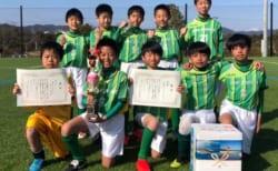 2018年度 黒潮町ジュニアサッカーフェスティバル 優勝は伊野ライジング!結果掲載!