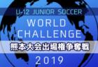 アシックス杯 兵庫ジュニアユース サッカー2019 Hyogo Jr.Youth Soccer 2019 優勝はヴィッセル神戸!