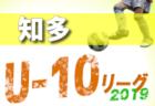2019年度 東尾張U-12リーグ 後期 (愛知)  情報お待ちしています!