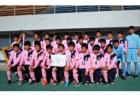 2019 北九州カップ 第26回中学生親善サッカー大会 優勝は本城中!
