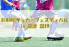 第10回 BIWAKOサッカーフェスティバルin草津2019(高校生)  3/24,25,26開催!組合せ情報お待ちしています!