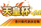 2019年度 天皇杯JFA第99回全日本サッカー選手県大会宮崎県代表決定戦 優勝はホンダロックSC